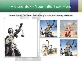 Justitia PowerPoint Template - Slide 19