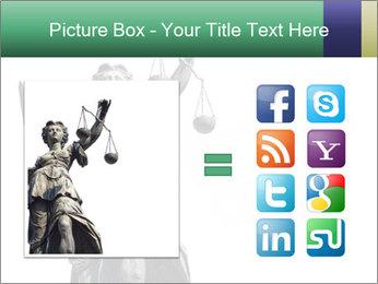 Justitia PowerPoint Template - Slide 21