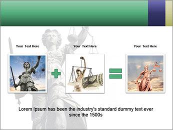 Justitia PowerPoint Template - Slide 22