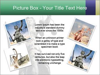 Justitia PowerPoint Template - Slide 24