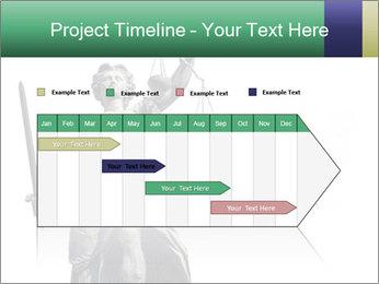 Justitia PowerPoint Template - Slide 25