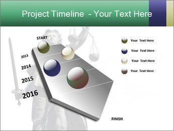 Justitia PowerPoint Template - Slide 26