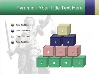 Justitia PowerPoint Template - Slide 31