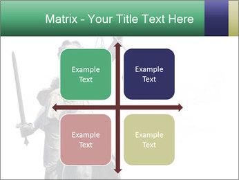 Justitia PowerPoint Template - Slide 37