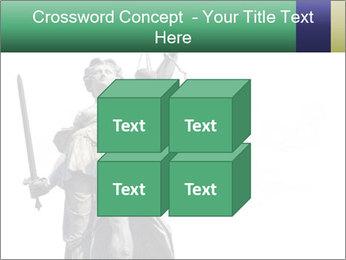 Justitia PowerPoint Template - Slide 39