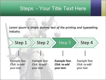 Justitia PowerPoint Template - Slide 4