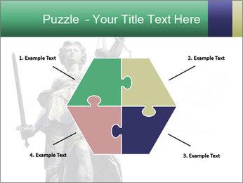 Justitia PowerPoint Template - Slide 40