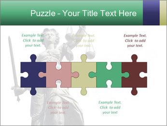 Justitia PowerPoint Template - Slide 41