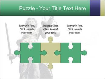 Justitia PowerPoint Template - Slide 42