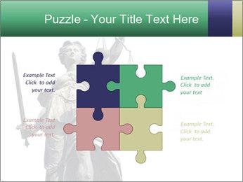 Justitia PowerPoint Template - Slide 43