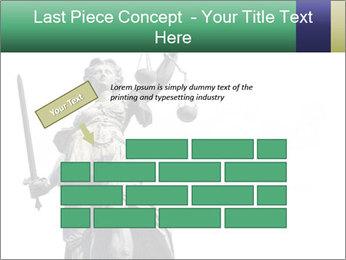 Justitia PowerPoint Template - Slide 46