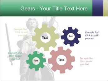Justitia PowerPoint Template - Slide 47
