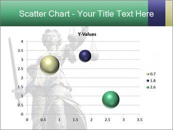 Justitia PowerPoint Template - Slide 49