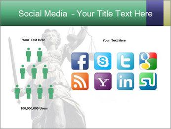 Justitia PowerPoint Template - Slide 5