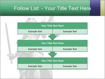 Justitia PowerPoint Template - Slide 60
