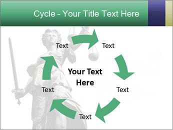 Justitia PowerPoint Template - Slide 62