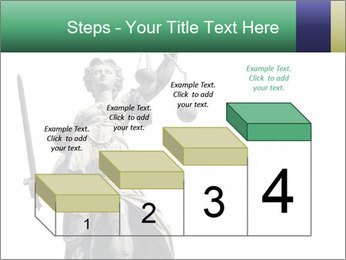 Justitia PowerPoint Template - Slide 64