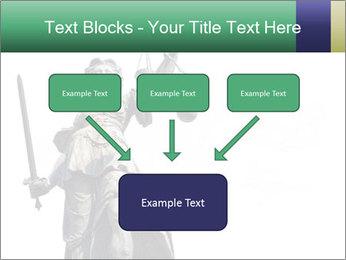 Justitia PowerPoint Template - Slide 70