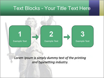 Justitia PowerPoint Template - Slide 71