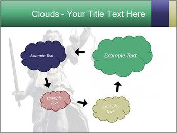 Justitia PowerPoint Template - Slide 72