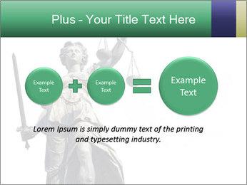 Justitia PowerPoint Template - Slide 75
