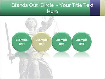 Justitia PowerPoint Template - Slide 76