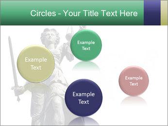 Justitia PowerPoint Template - Slide 77