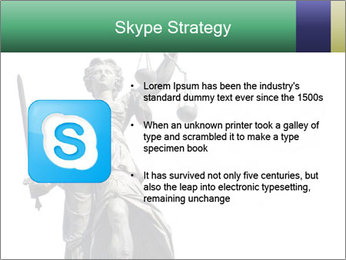 Justitia PowerPoint Template - Slide 8