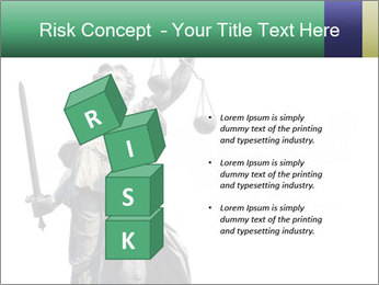 Justitia PowerPoint Template - Slide 81