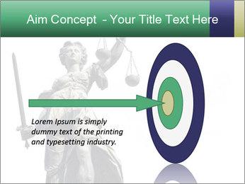 Justitia PowerPoint Template - Slide 83