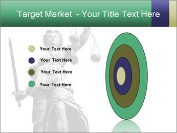 Justitia PowerPoint Template - Slide 84