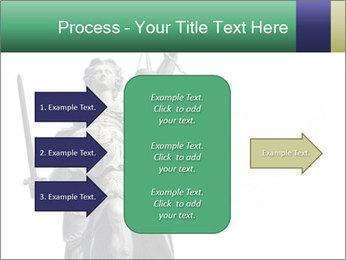 Justitia PowerPoint Template - Slide 85