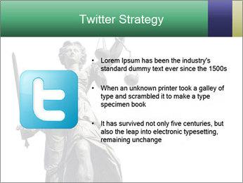 Justitia PowerPoint Template - Slide 9