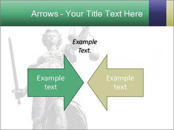 Justitia PowerPoint Template - Slide 90
