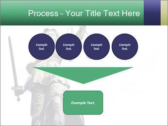Justitia PowerPoint Template - Slide 93