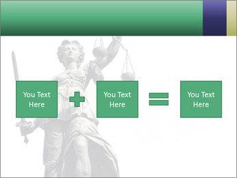 Justitia PowerPoint Template - Slide 95