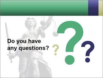 Justitia PowerPoint Template - Slide 96