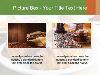 Breakfast with coffee PowerPoint Template - Slide 18