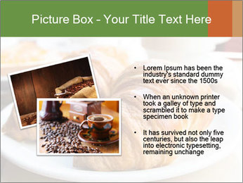 Breakfast with coffee PowerPoint Template - Slide 20