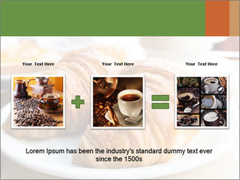 Breakfast with coffee PowerPoint Template - Slide 22