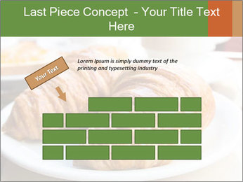 Breakfast with coffee PowerPoint Template - Slide 46
