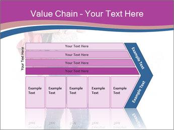 Female student PowerPoint Template - Slide 27