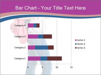 Female student PowerPoint Template - Slide 52