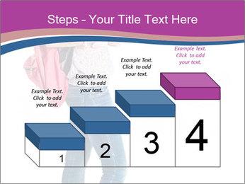 Female student PowerPoint Template - Slide 64