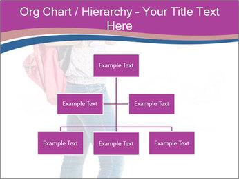 Female student PowerPoint Template - Slide 66