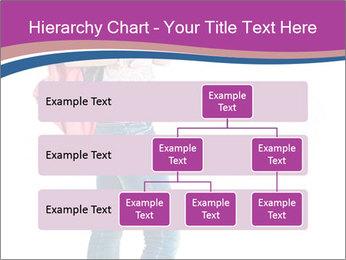 Female student PowerPoint Template - Slide 67