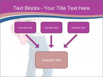 Female student PowerPoint Template - Slide 70