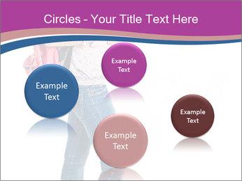Female student PowerPoint Template - Slide 77