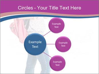 Female student PowerPoint Template - Slide 79