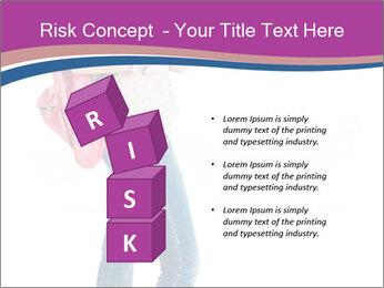 Female student PowerPoint Template - Slide 81